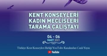 YOUTUBE'DAN CANLI KADIN MECLİSLERİ ÇALIŞTAYI
