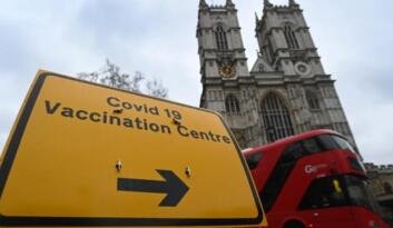 İngiltere'de son 24 saatte 3 bin 862 vaka