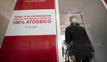 İtalya'da son 24 saatte 25 bin 673 yeni vaka