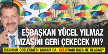 EŞBAŞKAN'IN TAVRI MERAK EDİLİYOR!