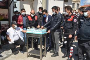 MAHALLE HALKINDAN POLİSE SÜRPRİZ