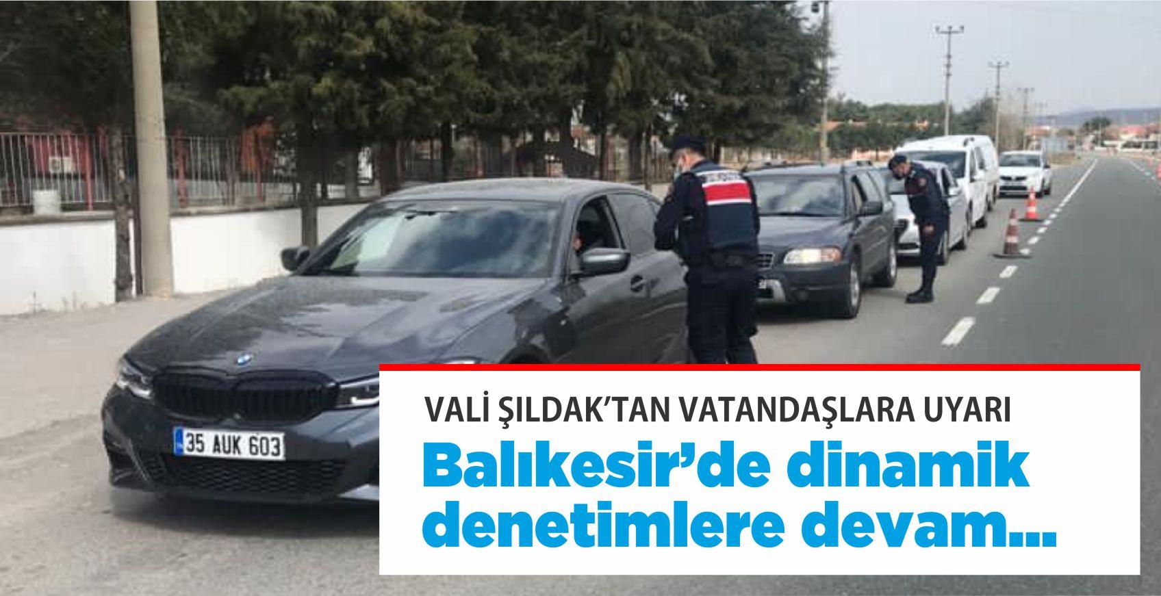 BALIKESİR'DE DİNAMİK DENETLEME MODELİNE DEVAM
