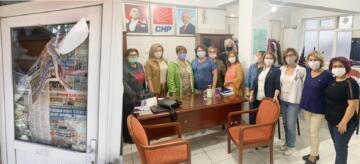 CHP'NİN SAKARYA'DAKİ İRTİBAT BÜROSUNA SALDIRI