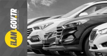 Milli Emlak Dairesi Başkanlığı'ndan 29 adet araç satış ihalesi