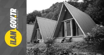 10 adet bungalov tipi ev satın alınacak