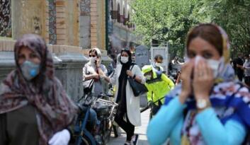 İran'da toplam Kovid-19 vaka sayısı 2 milyonu aştı