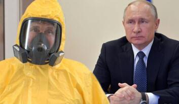Kremlin'den Putin'i koronavirüsten korumak için ilginç yöntem