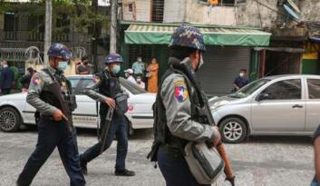Myanmar'daki darbe karşıtı protestolarda ölenlerin sayısı 557'ye ulaştı