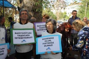 'ÇED GEREKLİ DEĞİL' RAPORUNU İPTAL ETTİRDİLER