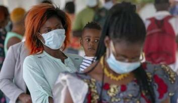 Afrika'da Kovid-19 kaynaklı ölümler 199 bin 350'yi aştı