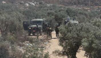İsrail güçleri 12 Filistinliyi yaraladı