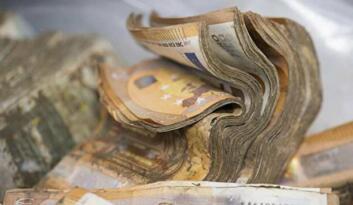 Selde kirlenen 51 milyon euro yenileriyle değiştirildi