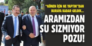 """""""ARAMIZDAN SU SIZMIYOR"""" POZU!"""