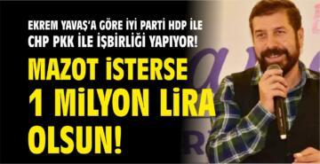 """""""MAZOT İSTERSE 1 MİLYON LİRA OLSUN"""""""